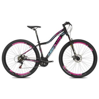 Bicicleta Aro 29 Feminina Absolute Hera 21V Freio A Disco