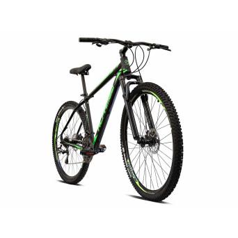 Bicicleta Aro 29 Alfameq ATX 27v Hidráulico K7 e Trava