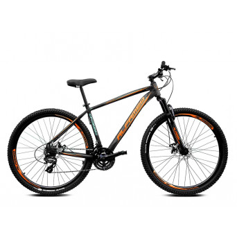 Bicicleta Aro 29 Alfameq Tirreno Altus 24v e Trava