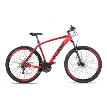 Bicicleta Aro 29 KSW XLT 21v Shimano Tourney