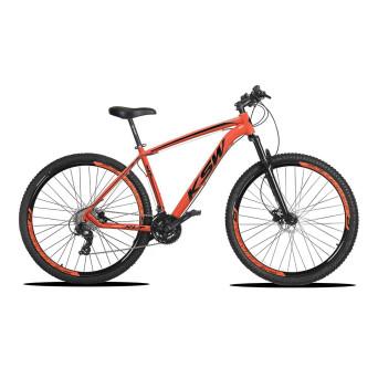 Bicicleta Aro 29 KSW XLT 24v Hidráulico