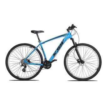 Bicicleta Aro 29 KSW XLT Altus 24v e trava