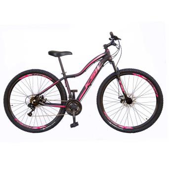 Bicicleta Aro 29 KSW MWZA 2020 Feminino 24v Hidráulico