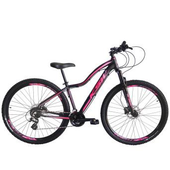 Bicicleta Aro 29 KSW MWZA 2020 Feminino Altus 24v Hidráulico
