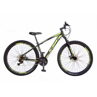 Bicicleta Aro 29 KSW XLT 2020 21v Freio a Disco